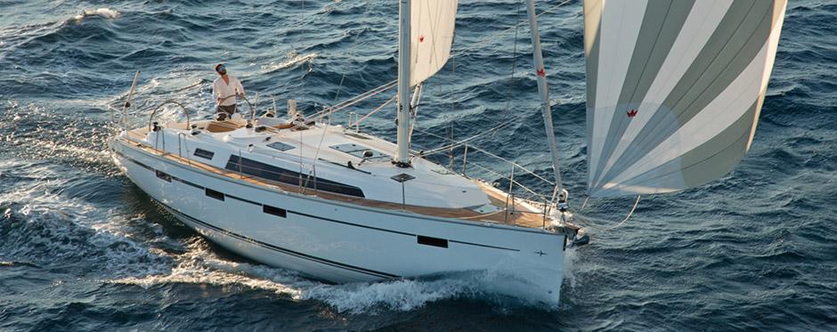 Bavaria Cruiser 41 von Aussen