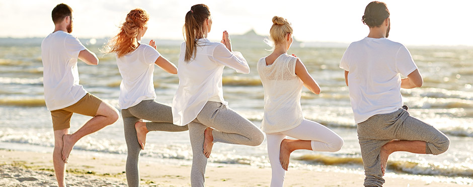 Yogatörn - Segeln, Yoga und DU