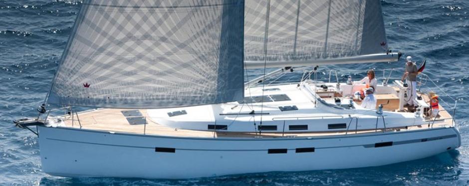 Bavaria Cruiser 45 Aussen